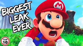 The Massive Nintendo Leak Nobody Expected!