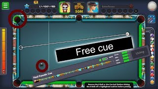 Free cue alert. Link in description. 8 ball pool by miniclip. (سارع بالحصول على اقوى عصا مجانا)