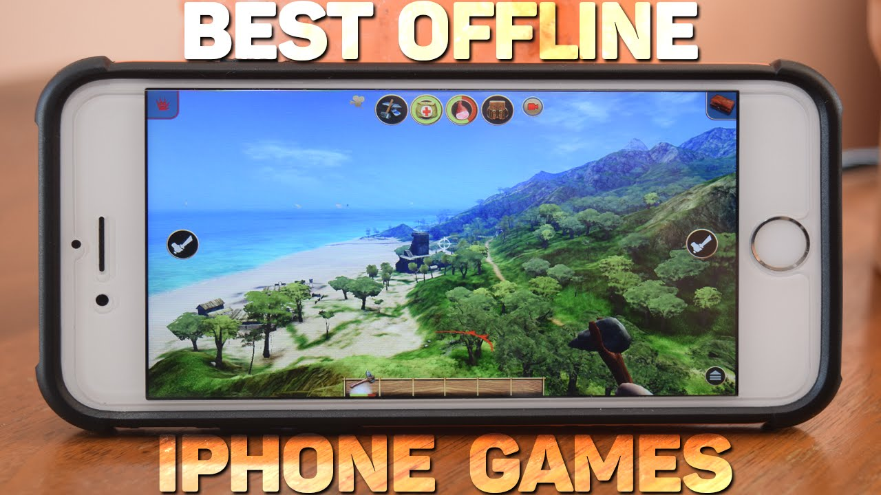 Best Offline Sports game for iOS device