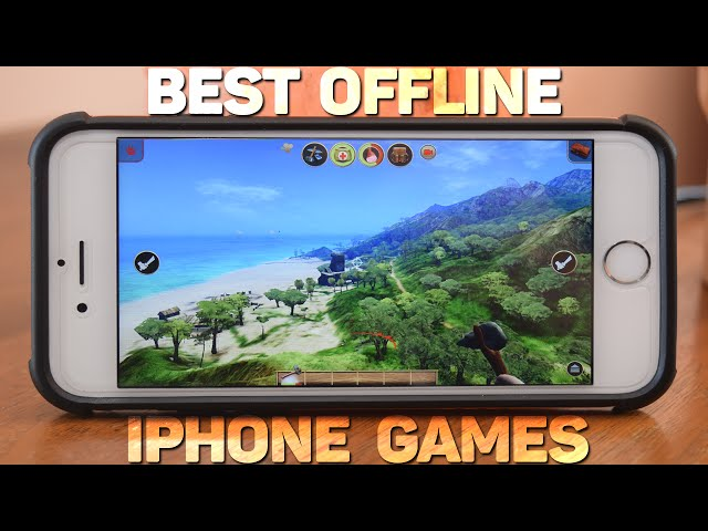 Good Offline Ipad Games 2017