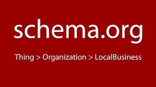 How to use and add schema rich snippets to your local business website