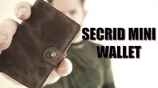 SECRID Wallet....does it take over my Ekster?