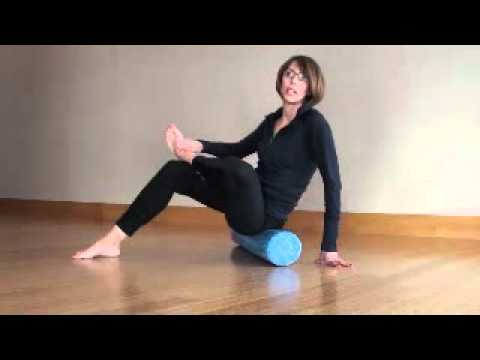 Foam Roller for Back Pain from Chiro