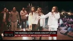 "Fire Marshals Shut Down USC's ""Springfest"" In the Middle of Migos Performance"