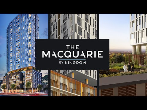 'THE MACQUARIE'  LIVERPOOL'S TALLEST RESIDENTIAL TOWER