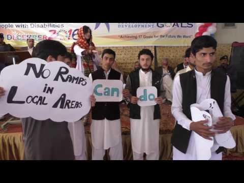 Pakistan Disabled Demand Better Public Services