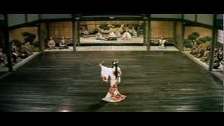 Sen-Hime to Hideyori - Sen-Hime's Naginata dance