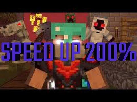 "Speed Up 200% - ""Herobrine's Life"""