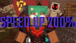 "Speed Up 200% - ""Herobrine's Life"""