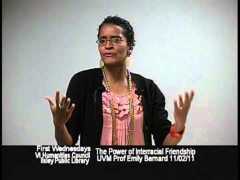 First Wednesdays: Emily Bernard 11/2/11