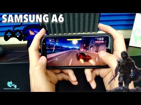 Samsung Galaxy A6 Gaming Review (A Must Watch) Boost Mobile HD