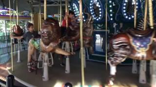 Turtle Back Zoo carousel