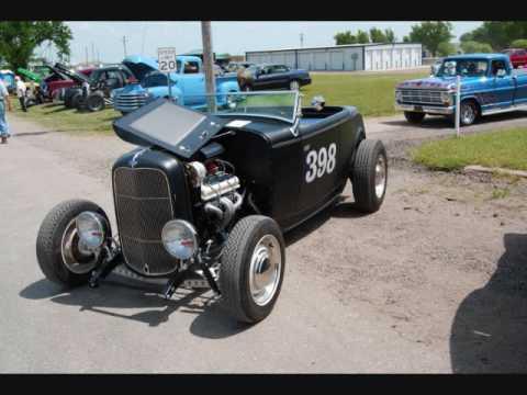 Burns Kansas Car Show