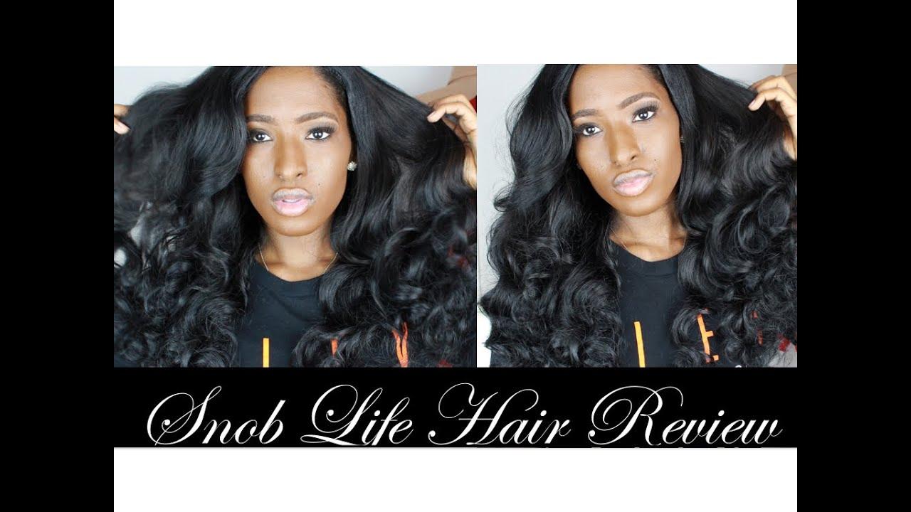 2 Week Hair Review Brazilian Wavy