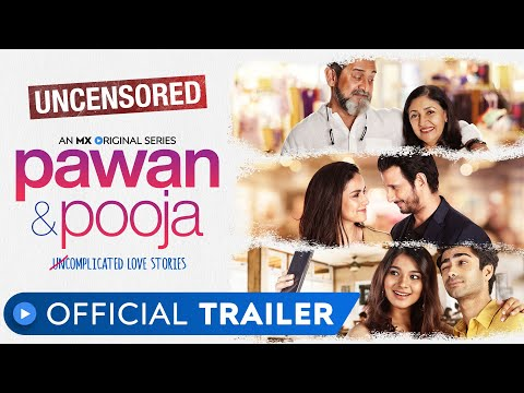 Pawan & Pooja   Official Trailer   Is Love Uncomplicated?   Valentine's Day   Rated 18+   MX Player