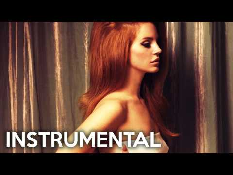 Lana Del Rey - Shades of Cool (Instrumental & Lyrics)