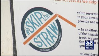 """Plastic straws could be """"by request only"""" in Massachusetts restaurants"""