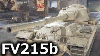 【WoT/PS4】ゆっくり戦車道はじめます! part15「FV215b」