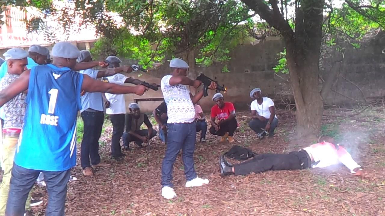 Download POKA MESSIAH. Bloody KILLING of the GENTS Headman.