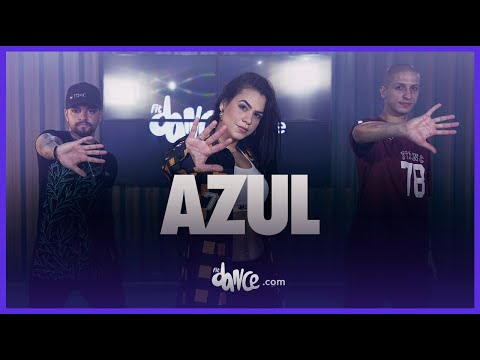 Azul - J Balvin  FitDance Life  Choreography  StayAtHome and Dance WithMe