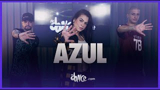 Azul - J Balvin | FitDance Life (Official Choreography) | #StayAtHome and Dance #WithMe