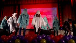 Танец под песню T-Killah - Ноги молодцы