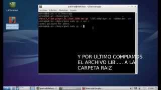 Instalar Adobe Flash manualmente en Linux