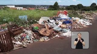Vereadores em Ação - Pastor Raimundo - Lixo no Jd. América