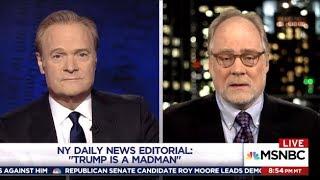 "New York Daily News: ""TRUMP IS A MADMAN"" (MSNBC)"