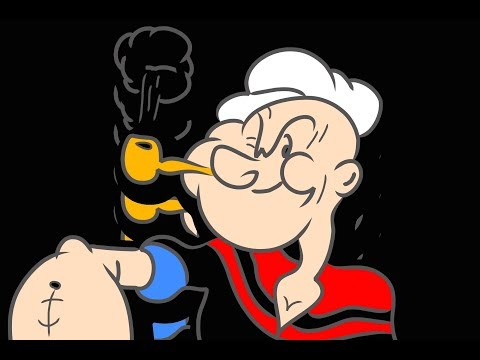Popeye: Cooking With Gags - Forger Minor cartoon #2