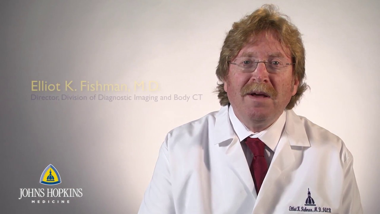 Dr  Elliot Fishman | Diagnostic Radiology