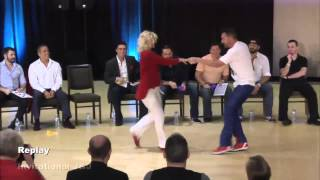 Brent Key & Lisa D'amico - Wild Wild Westie 2015 Invitational J&j 5th Place