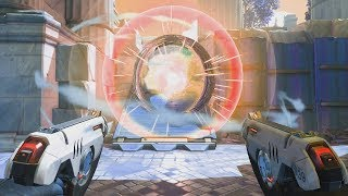 When The Ult Combo Is Just Right! - Overwatch Wombo Combos