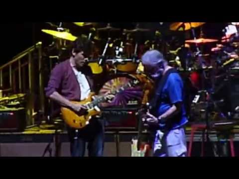Dead & Company 'Performing Goin' Down The Road Feeling Bad' @ MSG
