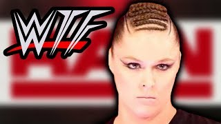 WWE RAW WTF Moments (16 July) | Ronda Rousey's Barber