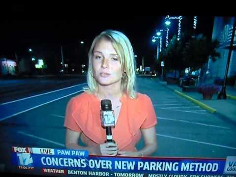LOL Man interrupts live fox 17 news reporter 8-11-2014