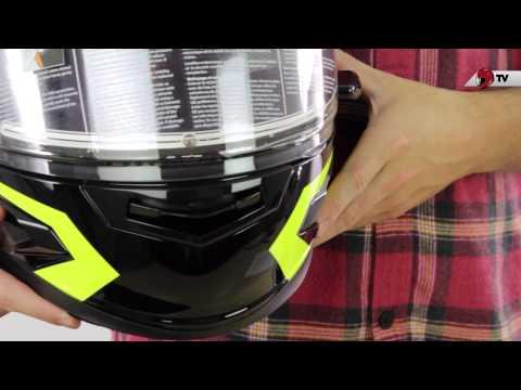 FXR Nitro Helmet