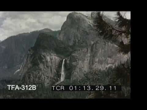 Yosemite National Park (1960s)