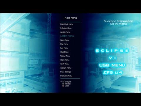 Mw2 CFG menu Eclipse V1 [USB] -Official-