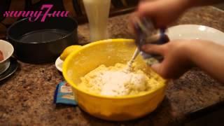 Как приготовить кекс с лимонной начинкой