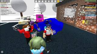 WORKING WITH CUY PIZZA TOYS!!! | ROBLOX Adventure Indonesia