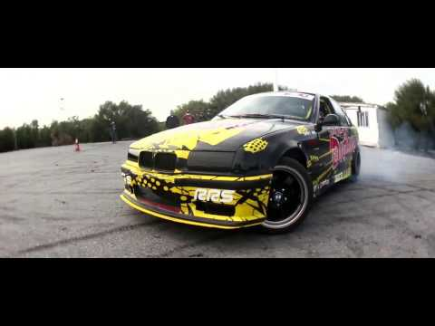 YASSINE LE GALL-Drift Tunisia-Training-Outlaws Team (HD)