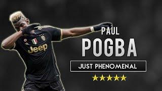 Paul Pogba ► Just Phenomenal ● Goals, Skills & Assist | 2015/16 HD