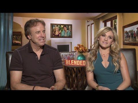 Blended  Jessica Lowe and Kevin Nealon    Warner Bros.
