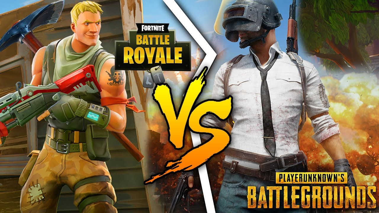 Pubg V Fortnite: Top 10 Differences Between Fortnite And PUBG (Player