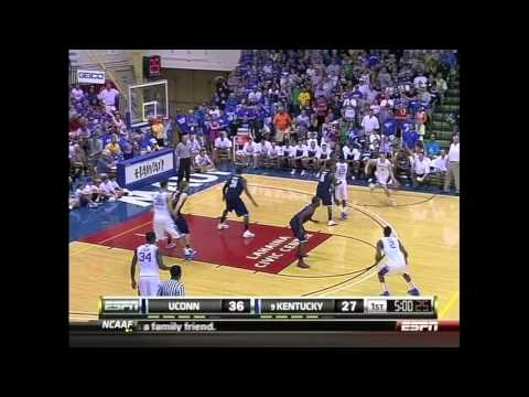 2010 Maui Invitational - UConn vs. Kentucky