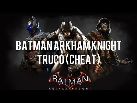 Batman arkham knight:truco de cabeza gigante (ps4)