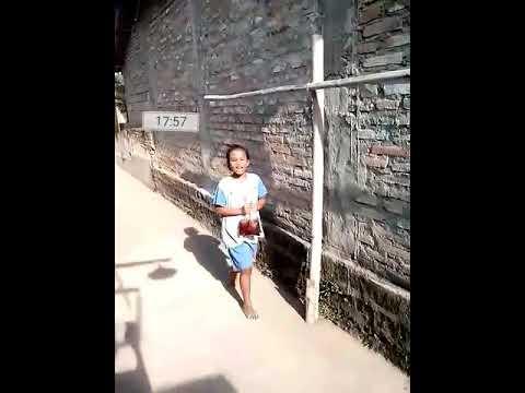 Anak Kecil Ngomong JOROK  (Bajingan,Dlogok,lonte) SOLO BELUM TIDUR