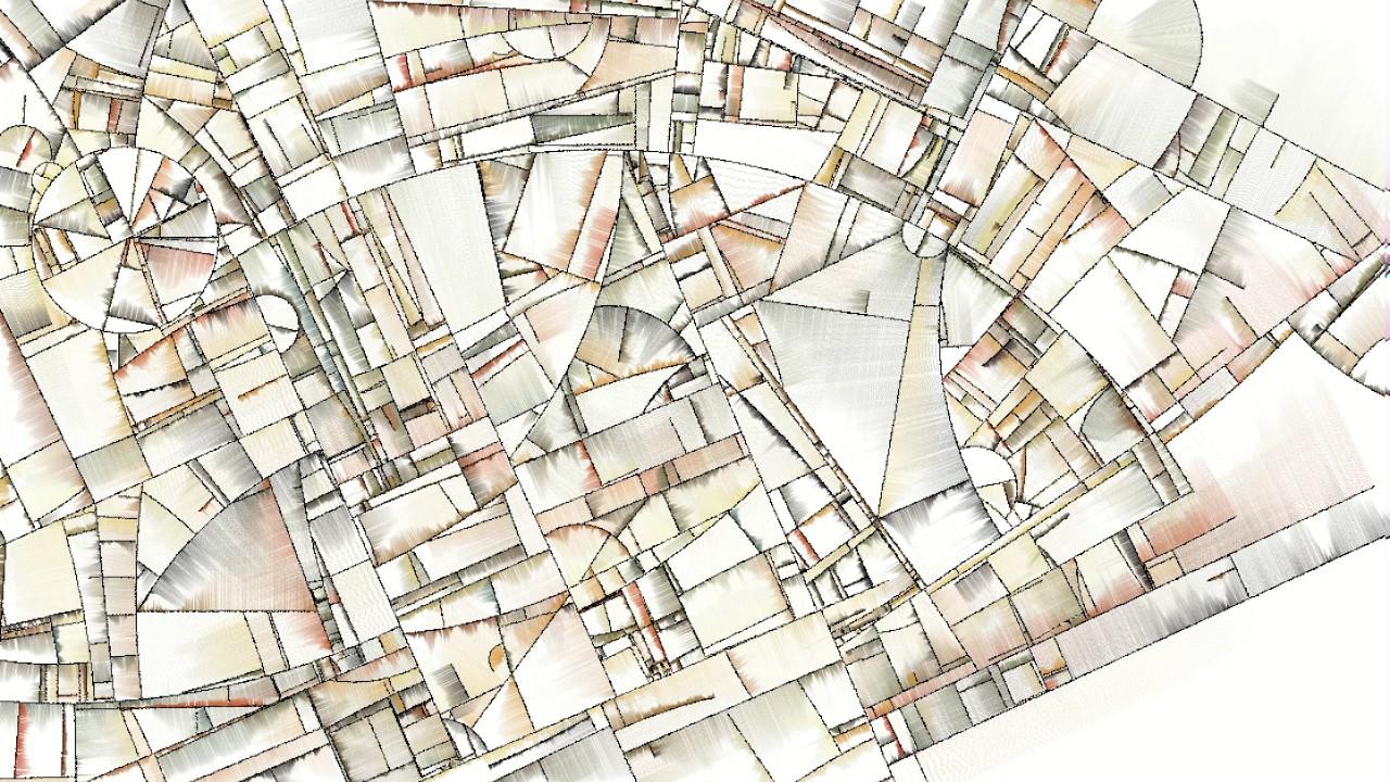 Random City Map Generator 3 - YouTube on
