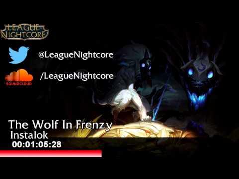 [Nightcore] - The Wolf In Frenzy - Instalok